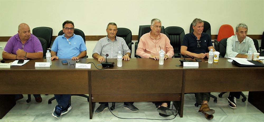Σύσκεψη για την αξιοποίηση της βιομάζας