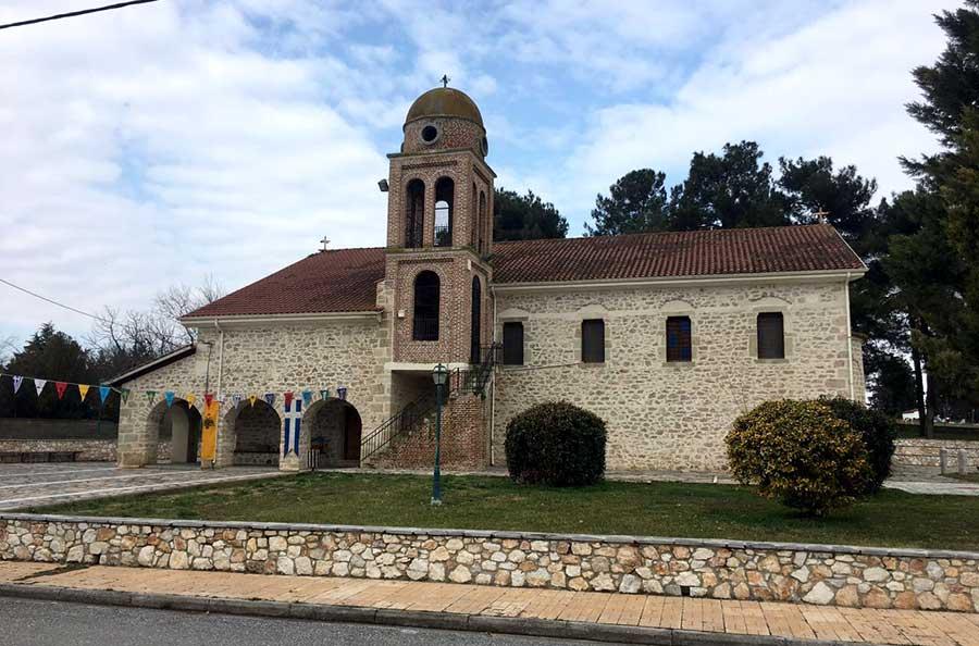 Ιερός Ναός Αγίου Χαραλάμπους Νίκαιας